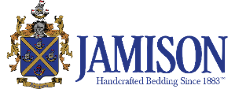 Jamison Handcrafted Bedding