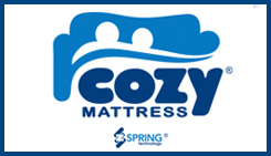 Cozy Mattress, Logo
