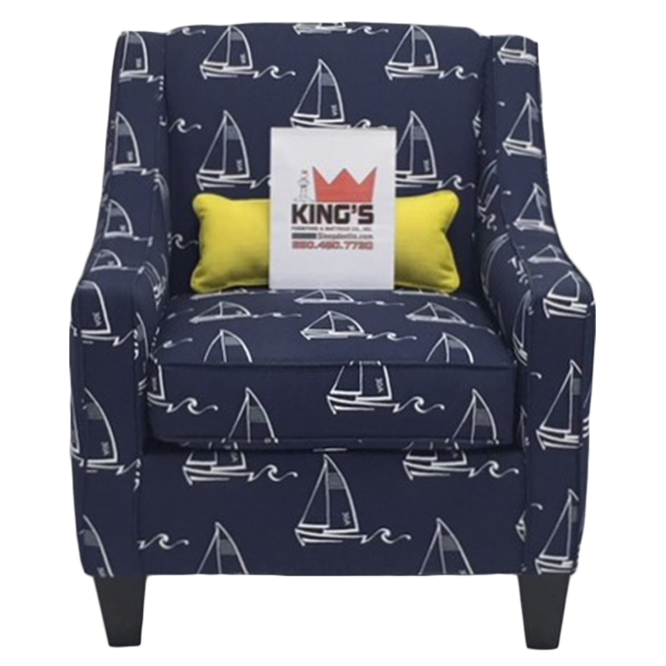 Sail Boat Accent Chair