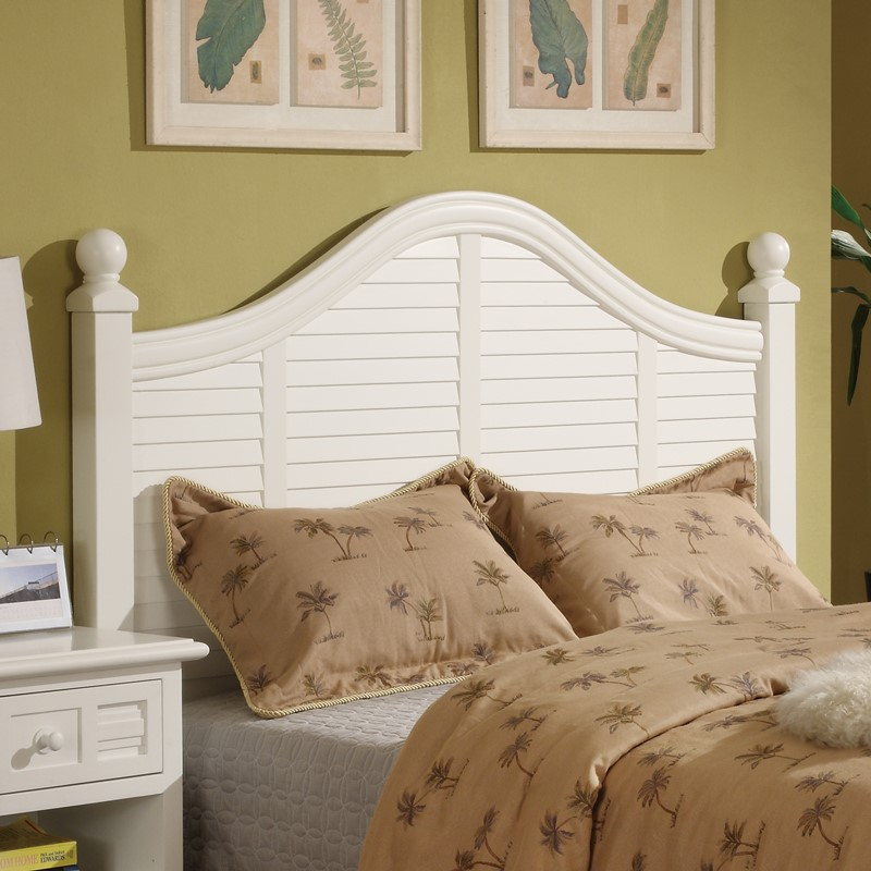 Oceanside Shutter Headboard